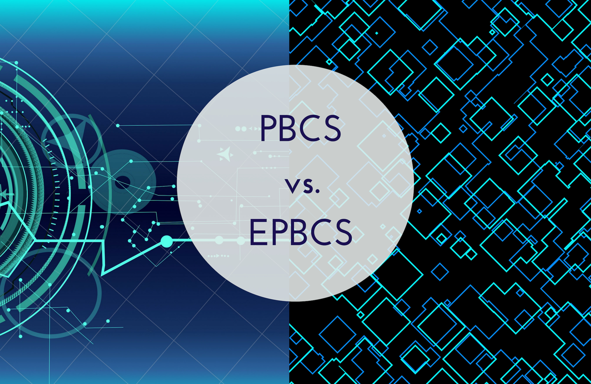 PBCS vs. EPBCS